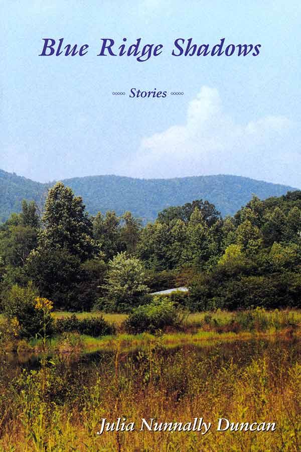 Blue Ridge Shadows cover