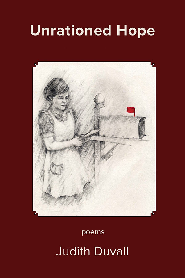 Unrationed Hope book cover